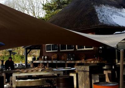 Dutch Biz Amersfoort – Terrasoverkapping zakelijk