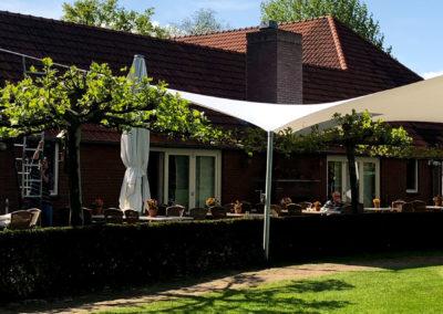 Wijn & Golfdomein Kapèlkeshof – Terrasoverkapping zakelijk