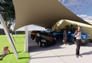 Revolutionize outdoor experience with the most functional and stylish roof available